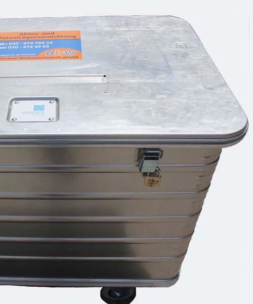 Alquiler de contenedores para almacenaje