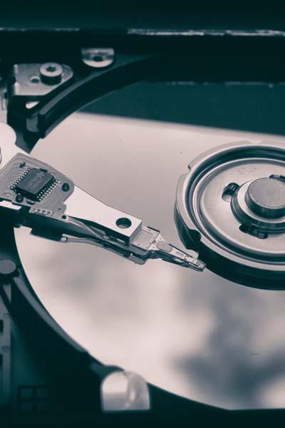 Destrucción de archivos digitales
