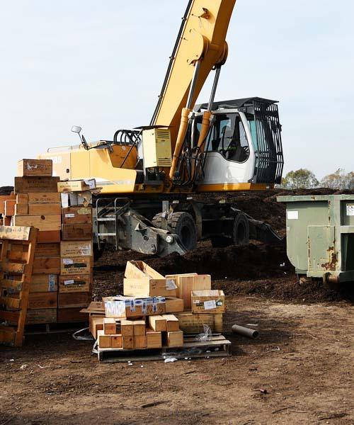 Procedimiento para destrucción de mercancías