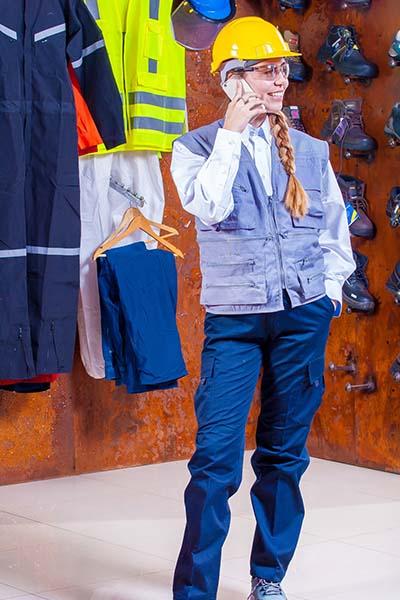 Destrucción de uniformes