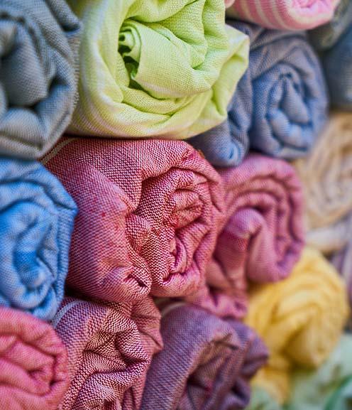 Destrucción textil